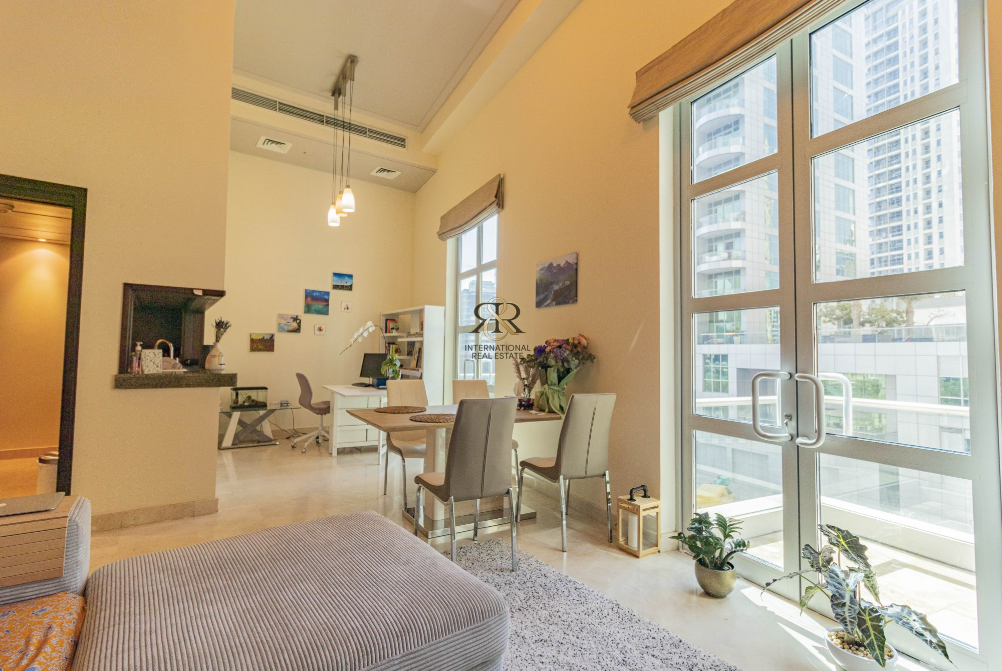 With 360 Video Tour | Large Terrace | Duplex Apartment | Well Maintained