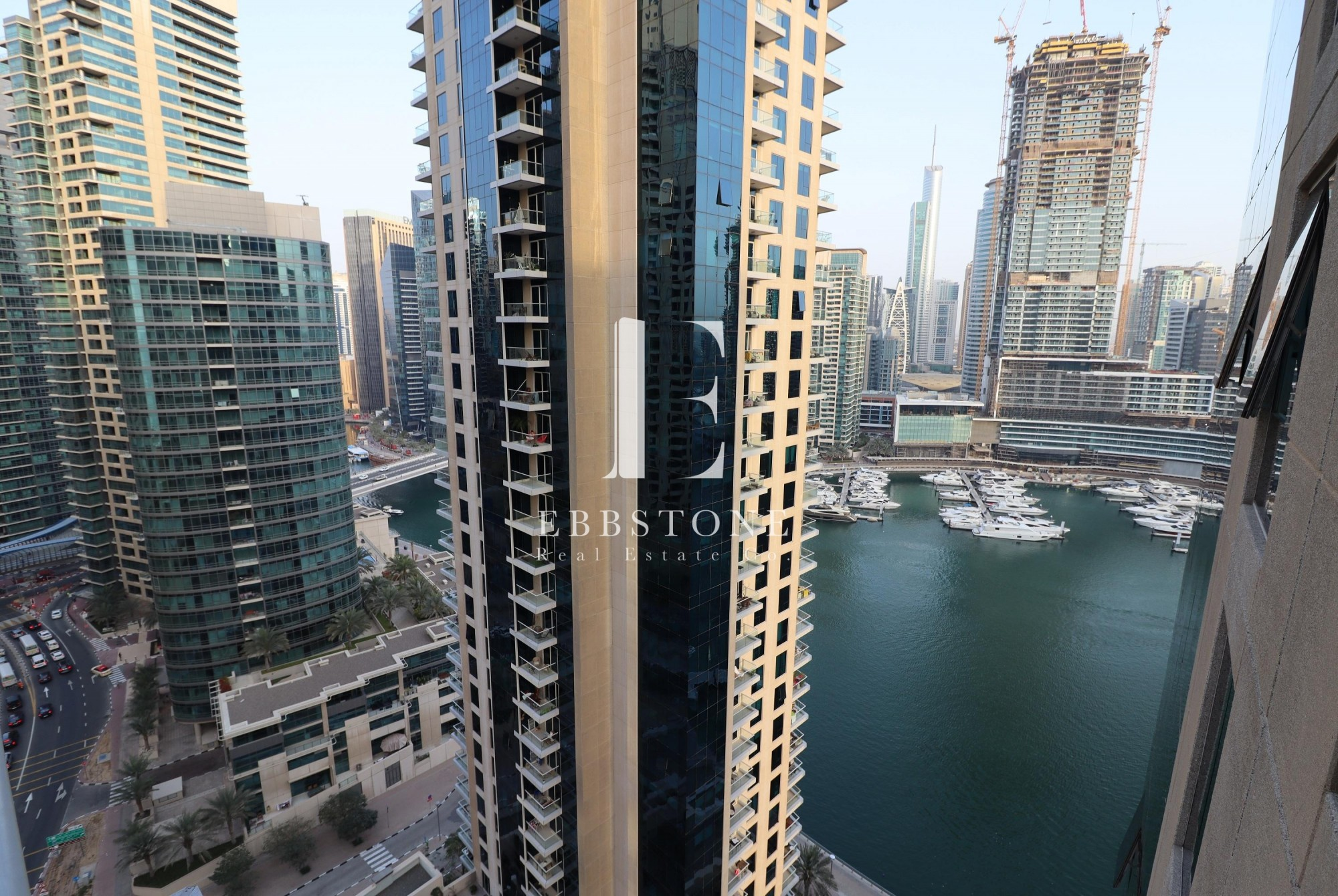 1 Bed | Unfurnished | Spectacular Marina Views