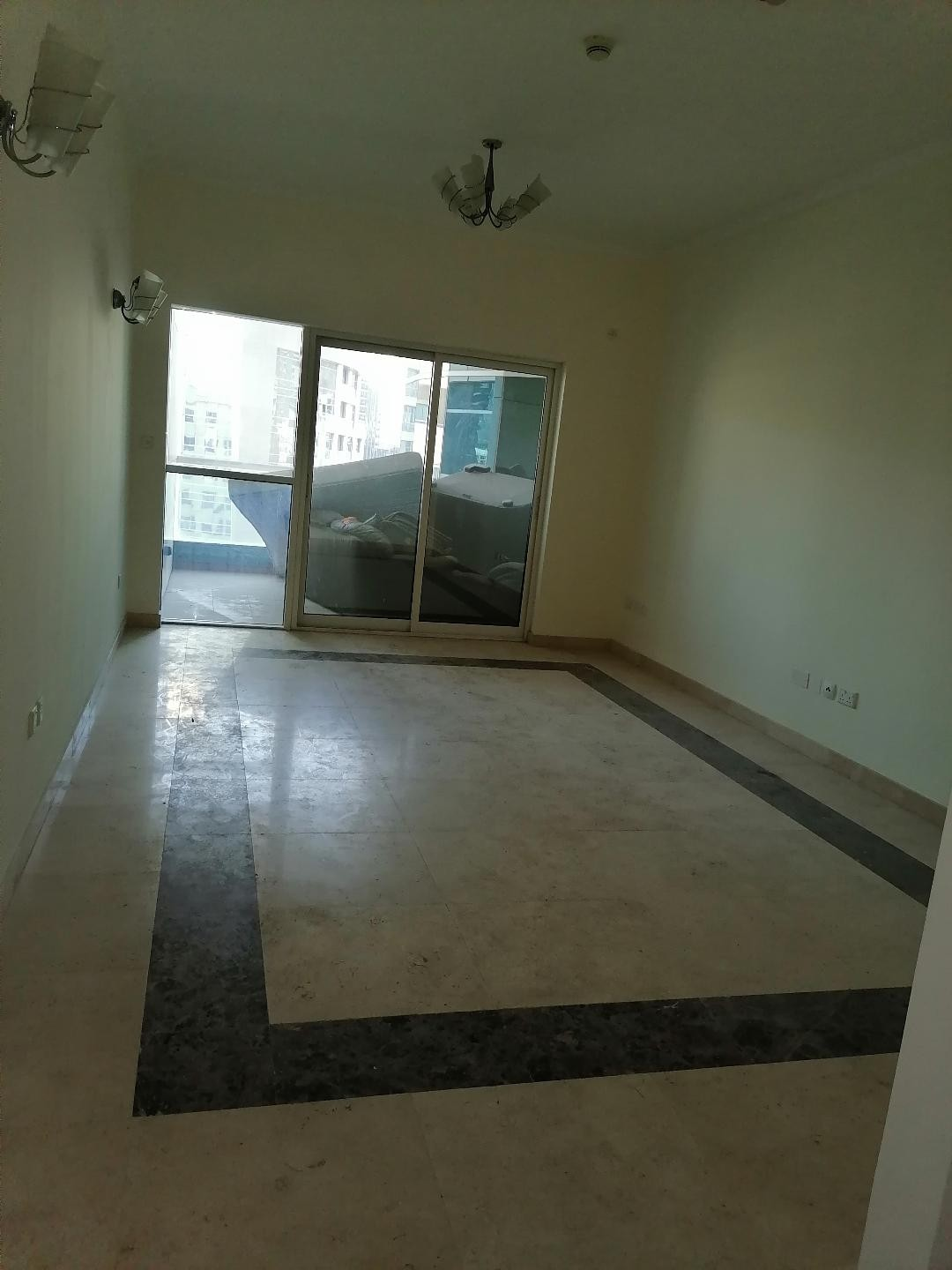 Marina , 3 b/r with chiller free, 4 cheques , large balcony , partial marina view