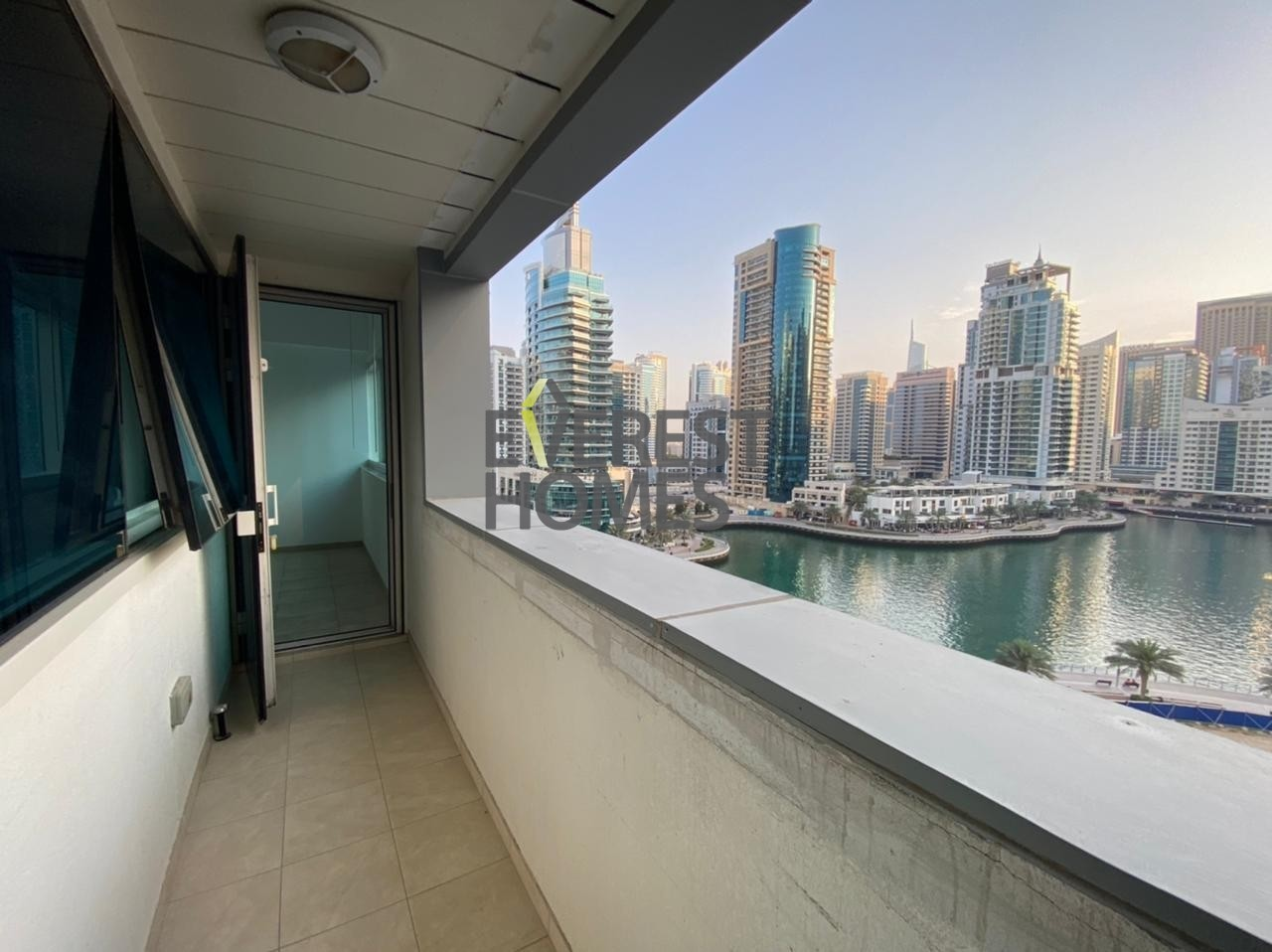 180 Degree Marina Views |Big Balcony| 1 Bed in Dusit Princess