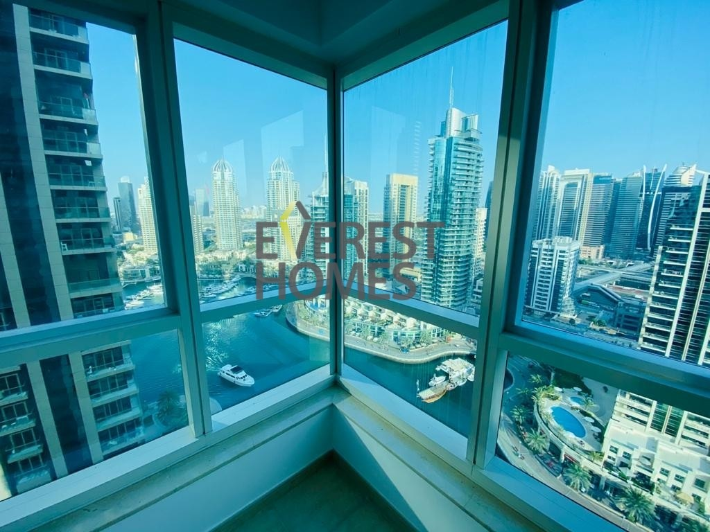 01 MONTH FREE  !! CHILLER FREE 2 BED ROOM  AVAILABLE  IN MARINA