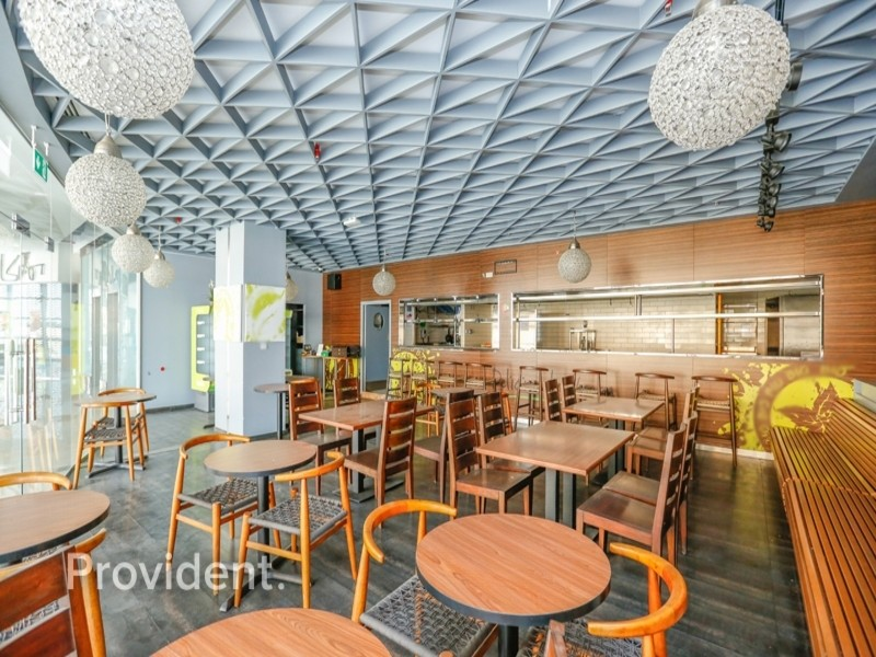 Huge Retail Space, Ideal for Restaurant, Available