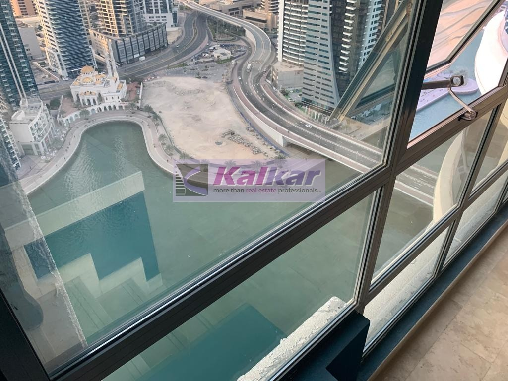 Three Bedroom fully furnished with private pool @ Time Place  close to metro @ AED. 120 K