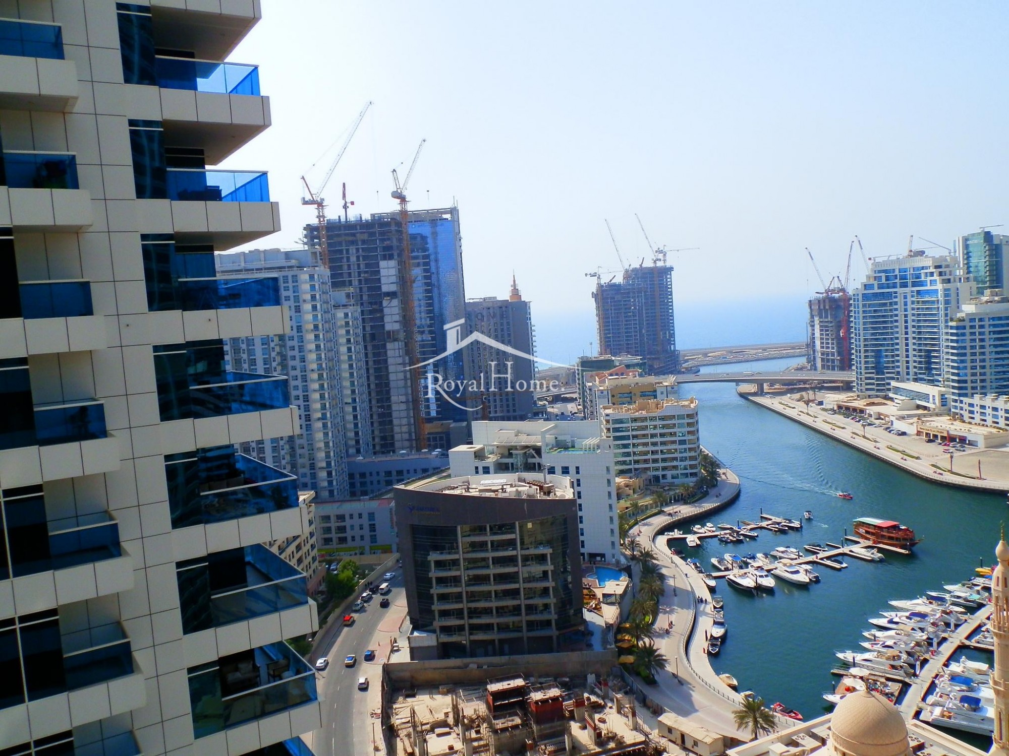 1 BR Full Sea view ESCAN TOWER