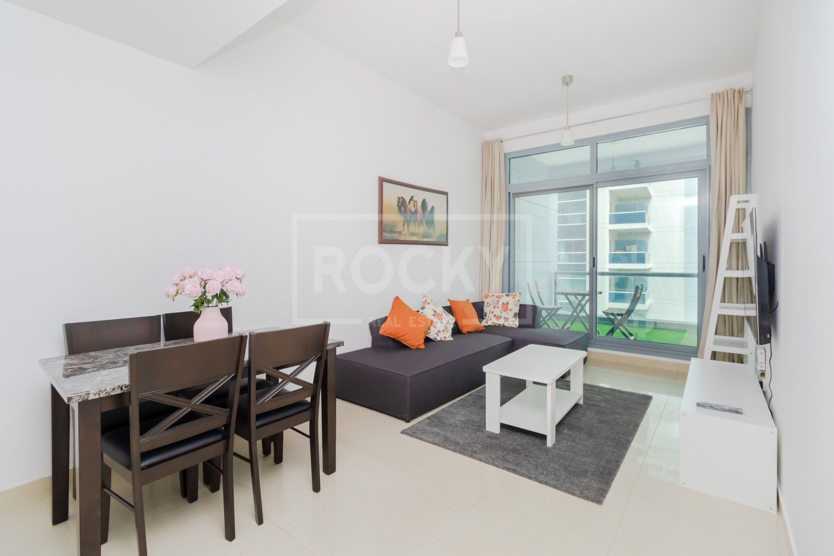 Fully Furnished | 1 Bed | Chiller Free | Marina Residence