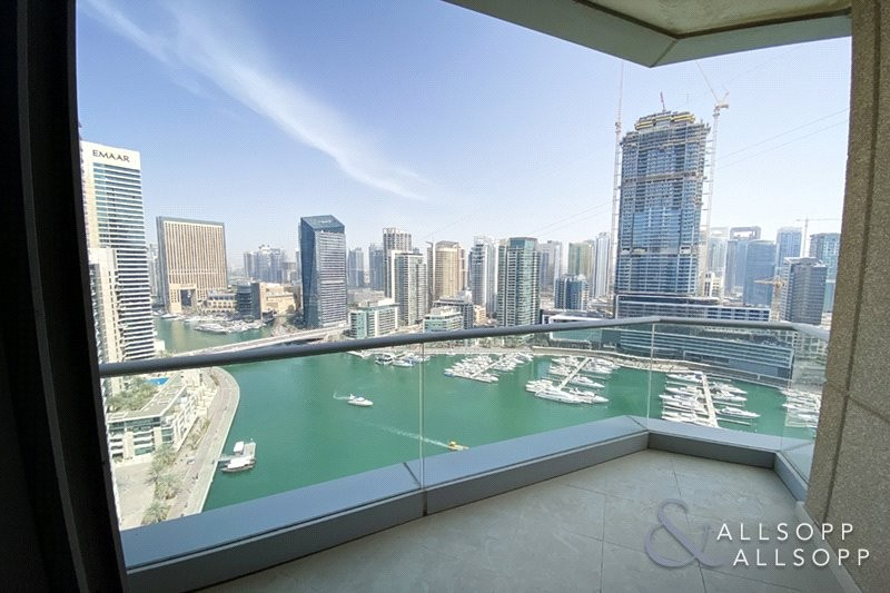 2 Bed | Marina View | 3 Bath | Available