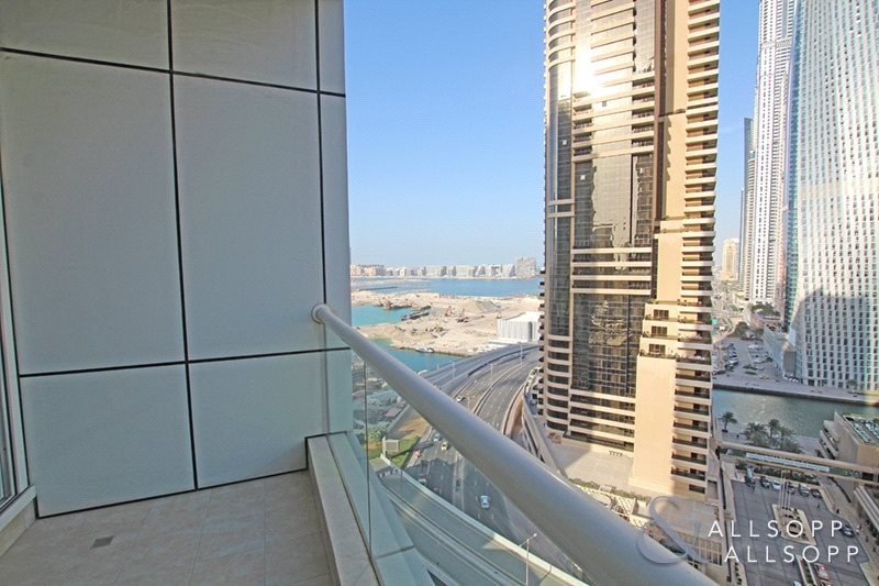 Furnished | Marina and Sea Views | Ready now