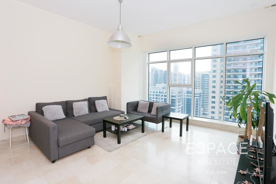 2 Bedrooms Plus Study with Marina View