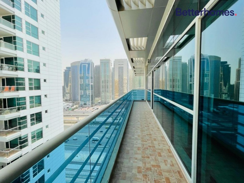 Rented | Sheikh Zayed View | Near to Metro