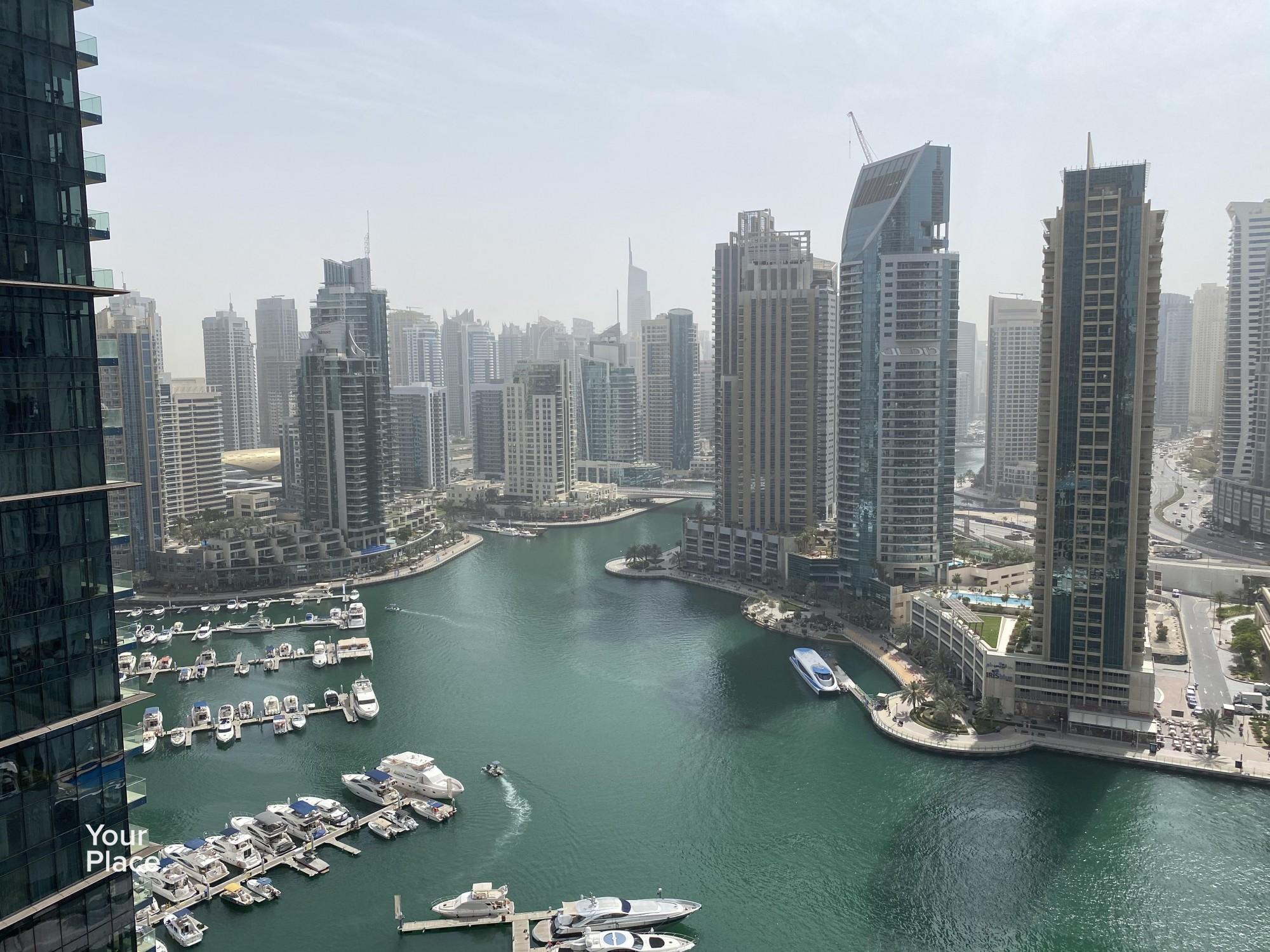 Brand New - Full Marina View - Modern Furnishing