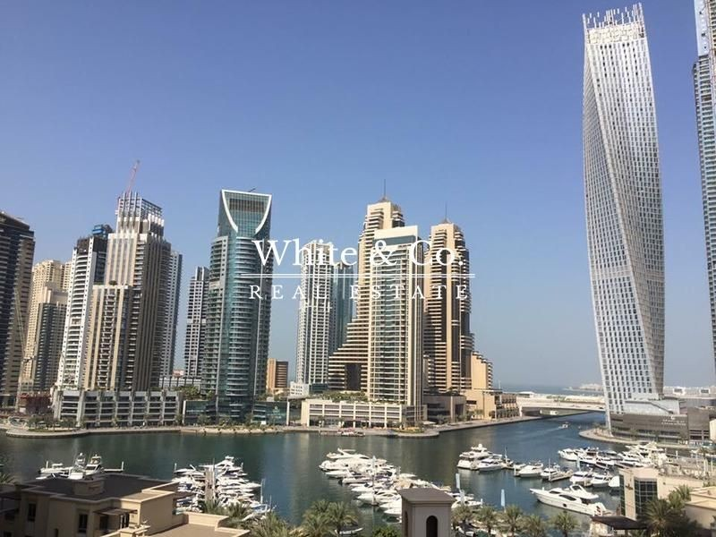 2 Bed+study | Semi Furnished | Marina View