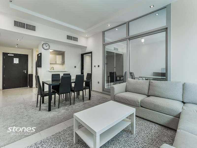 Spacious Layout Modern Furnishing 2BR With Study