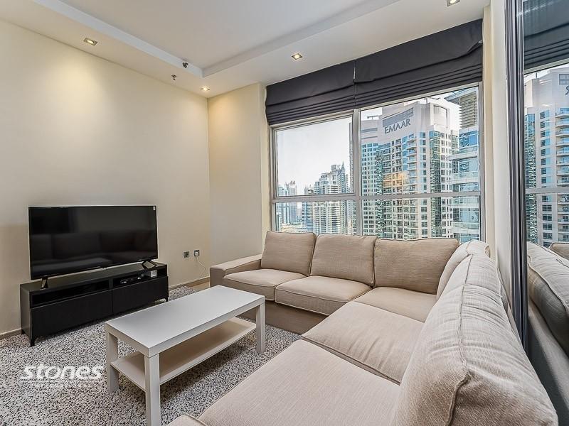 Sea View 2 Bedroom + Study With 2 Balconies