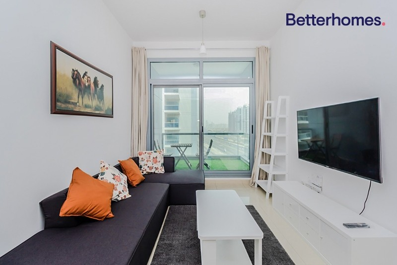 Fully Furnished | Chiller Free | Terrace