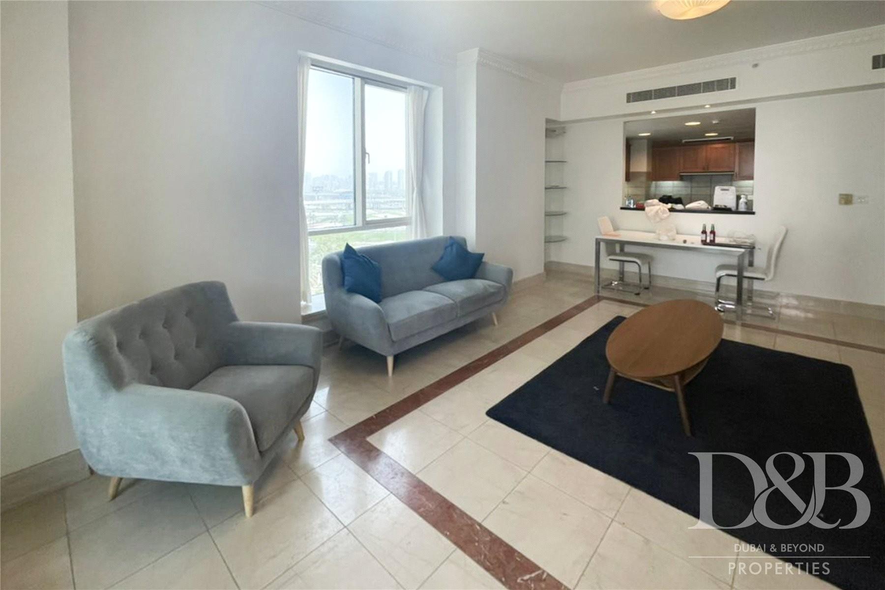 Full Marina View | Furniture Optional I Vacant