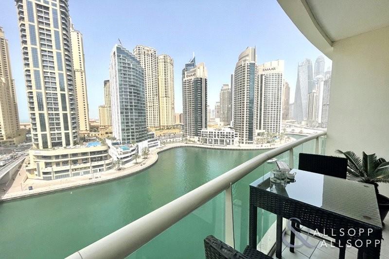 Marina Views | 2 Bed Mid Floor | Furnished