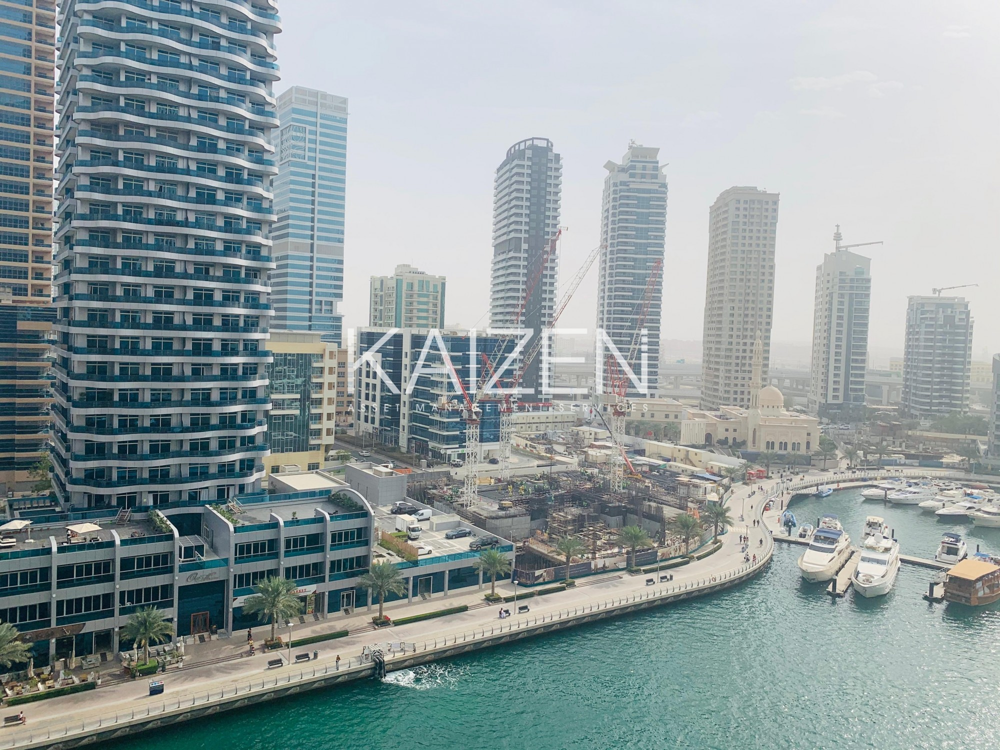 Stunning Apartment | Full Marina View | 2 bedrooms + maid room