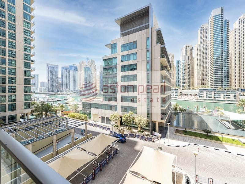 Full Marina View | Vacant 1BR Apartment | View Now