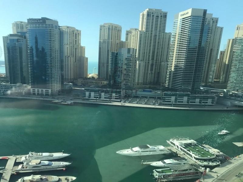 Full Marina View | Chiller Free | Bright