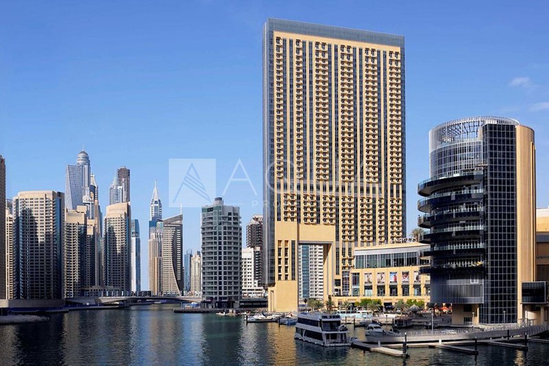 Fully Furnished | Serviced Studio | Marina View