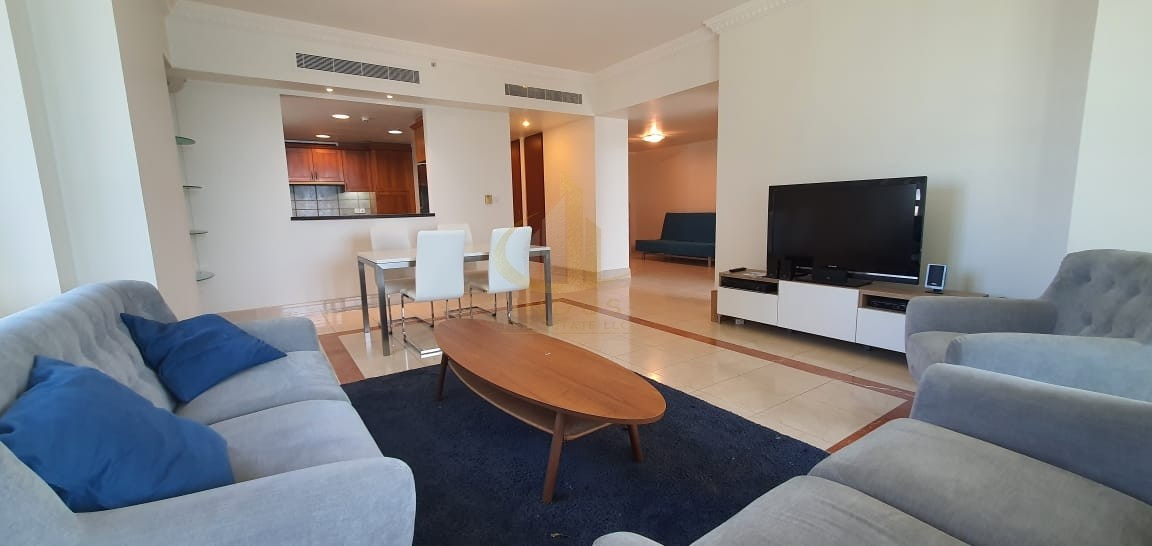 Marina View | Fully Furnished | 2BR+Study | Vacant Unit