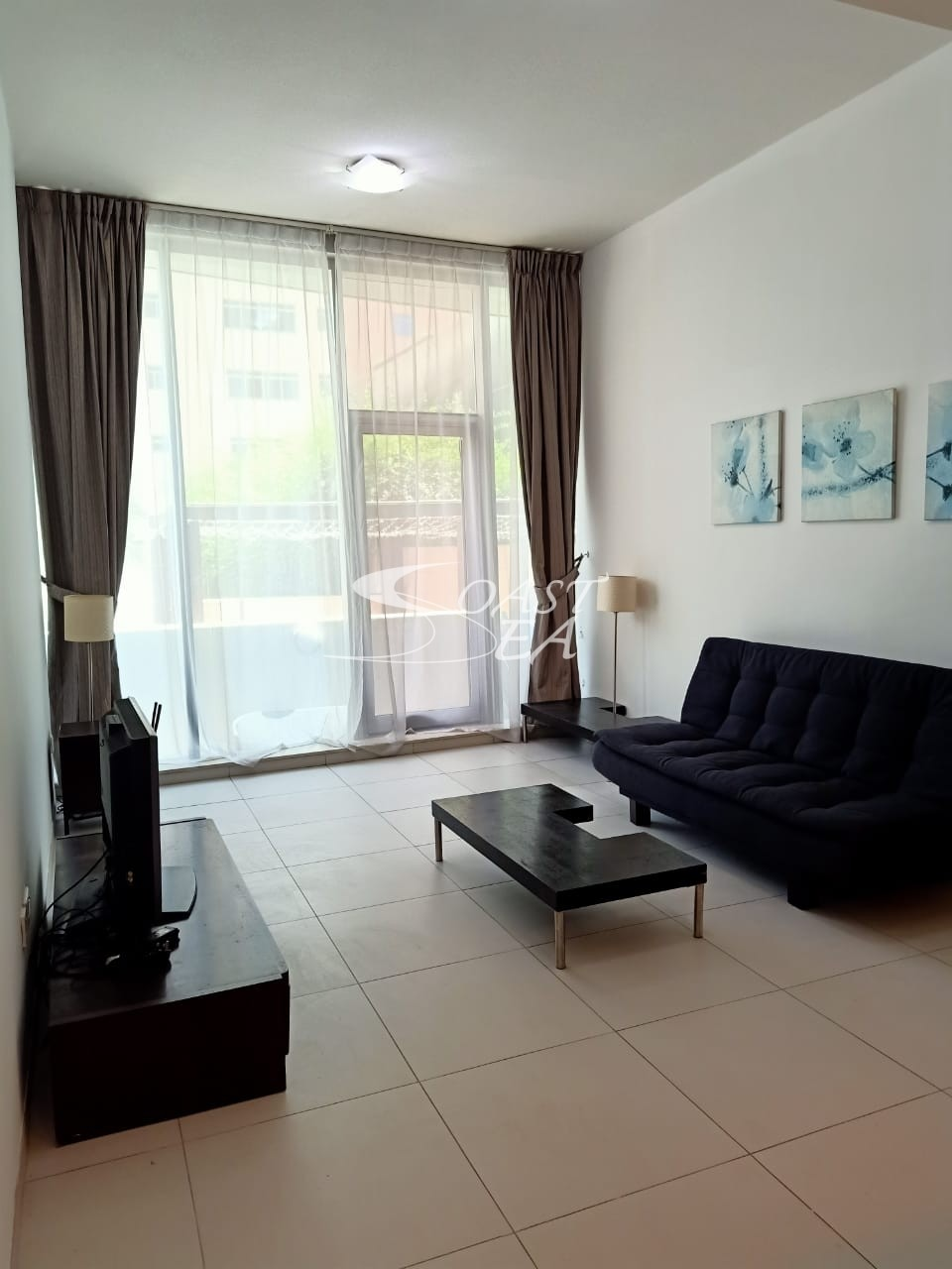 Fully furnished 1 BR in Panoramic Tower in Dubai Marina