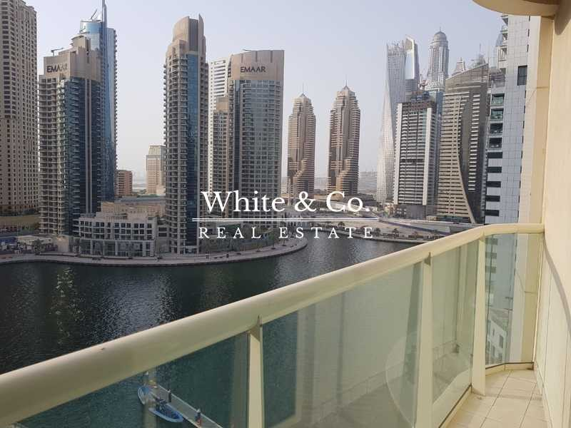 FURNISHED | FULL MARINA VIEW | MUST SEE