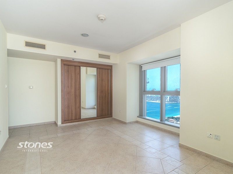 Special Price | Unfurnished | Sea View Apartment