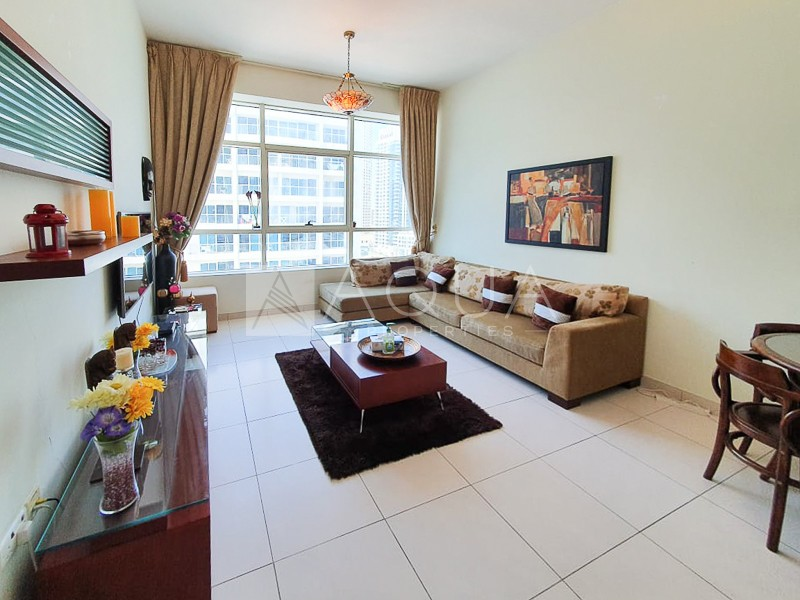 Furnished | Great Location | Marina View