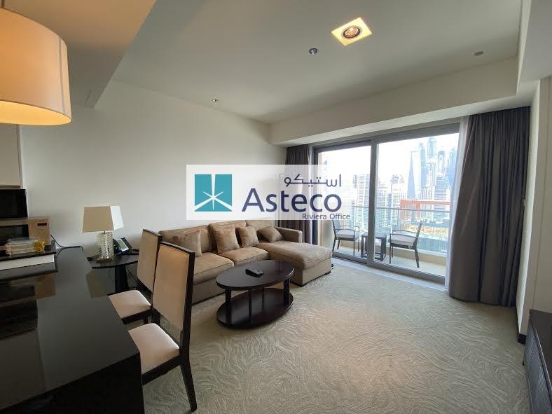Luxury 1 Bedroom MARINA VIEW | High floor