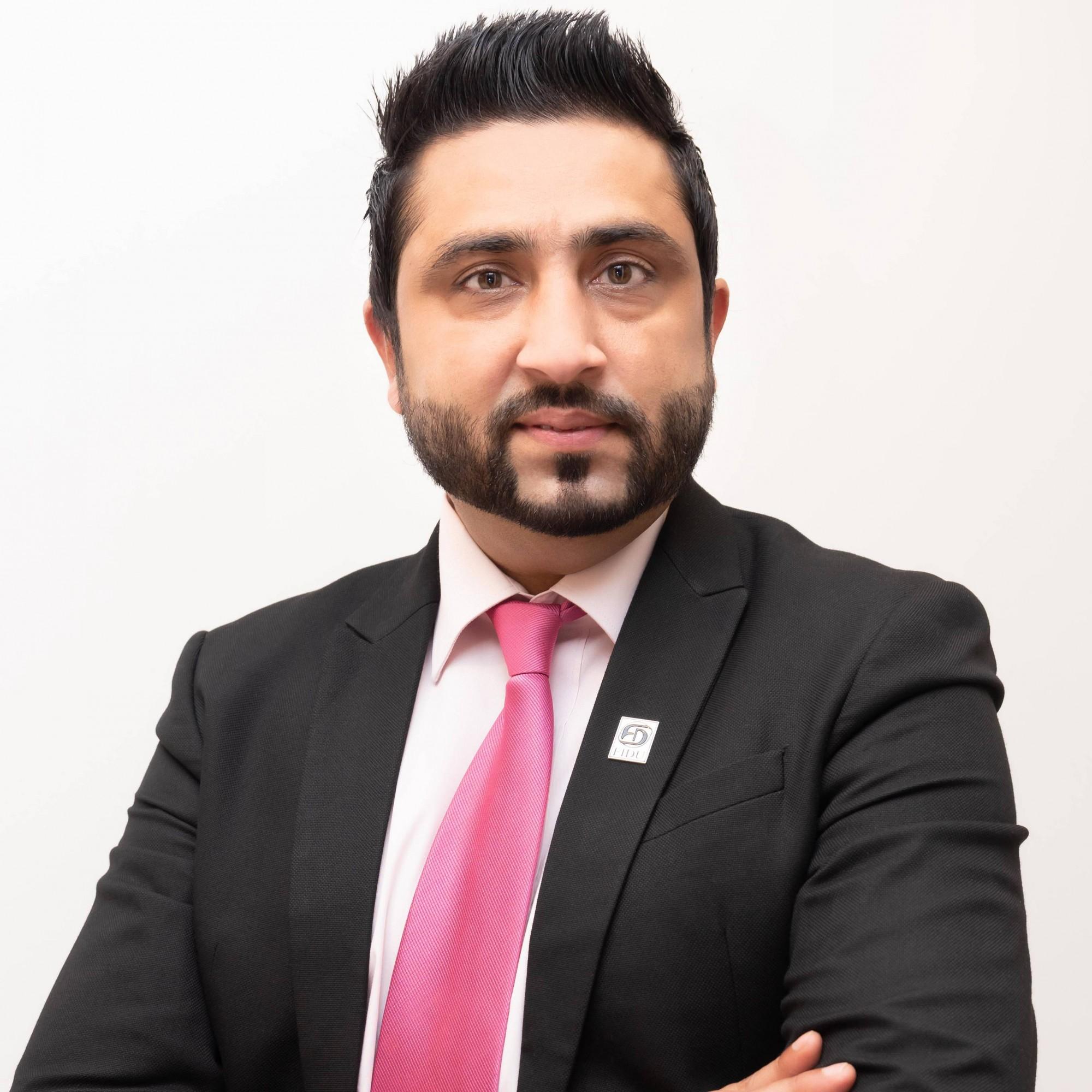 Syed Farhan Iqbal