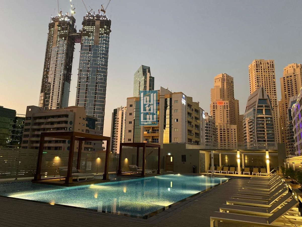 Beautiful 1 bedroom flat in Dubai Marina. Ready to move in. Last unit!! PRIME LOCATION
