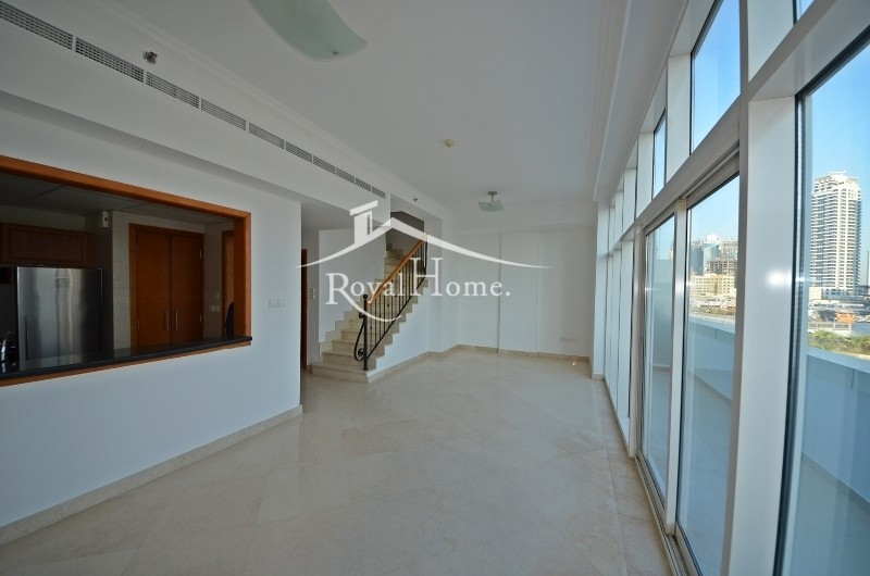 Two bedroom podium Villa Dorra Bay in Dubai Marina