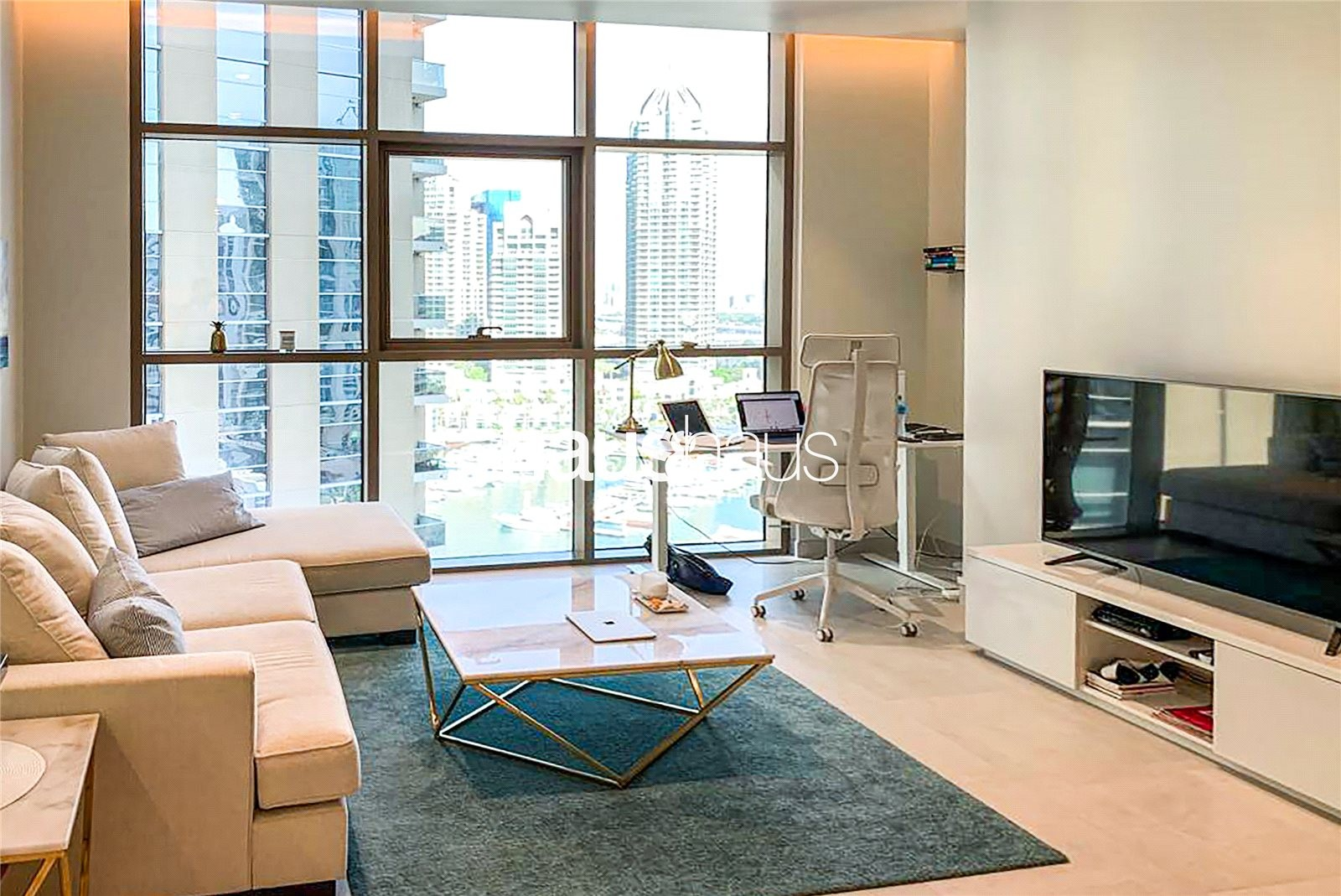 Fully Furnished | Marina View | Available 1st May