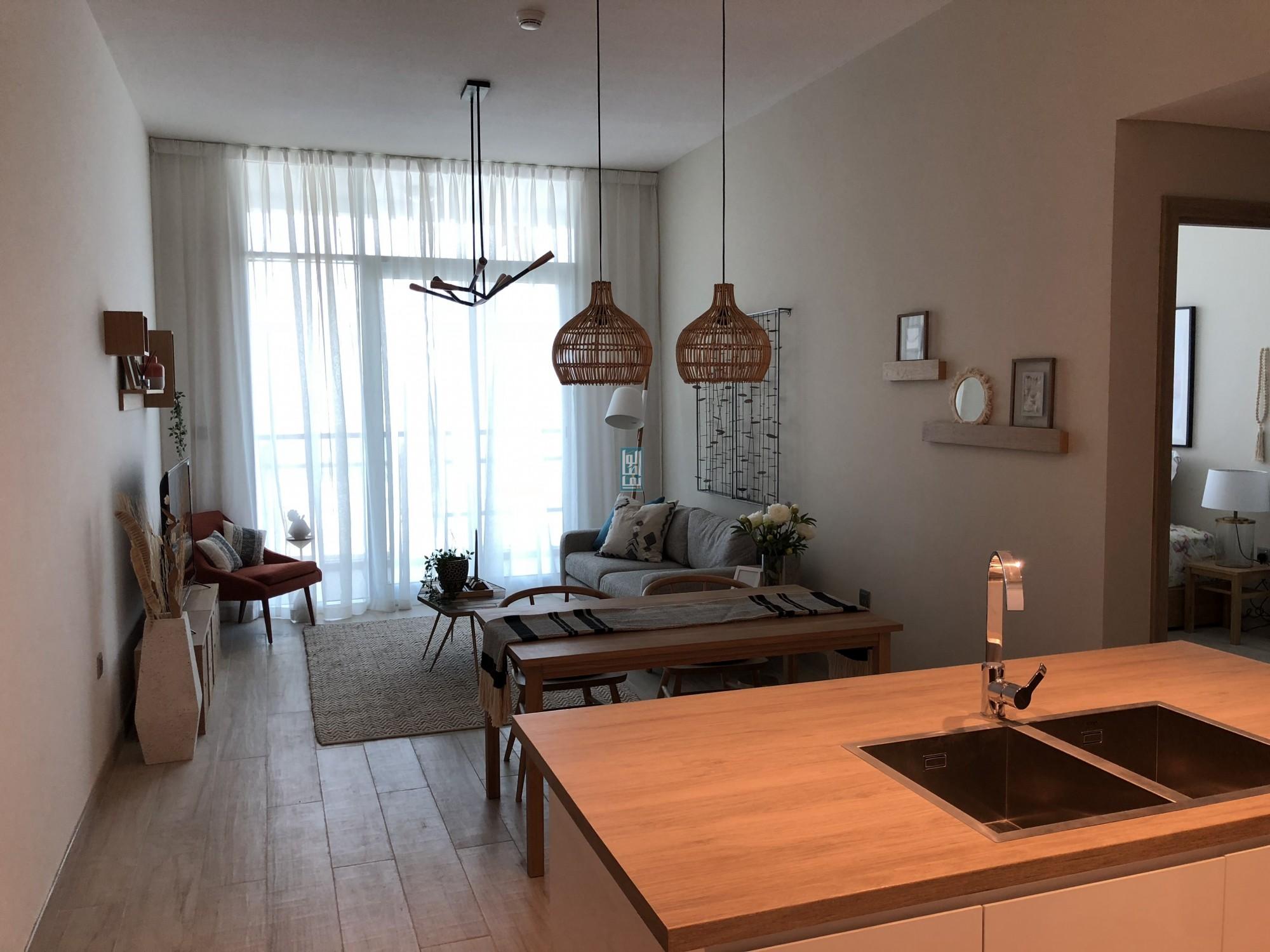 Outstanding 1 bedroom flat  in Dubai Marina!!Move in today!!