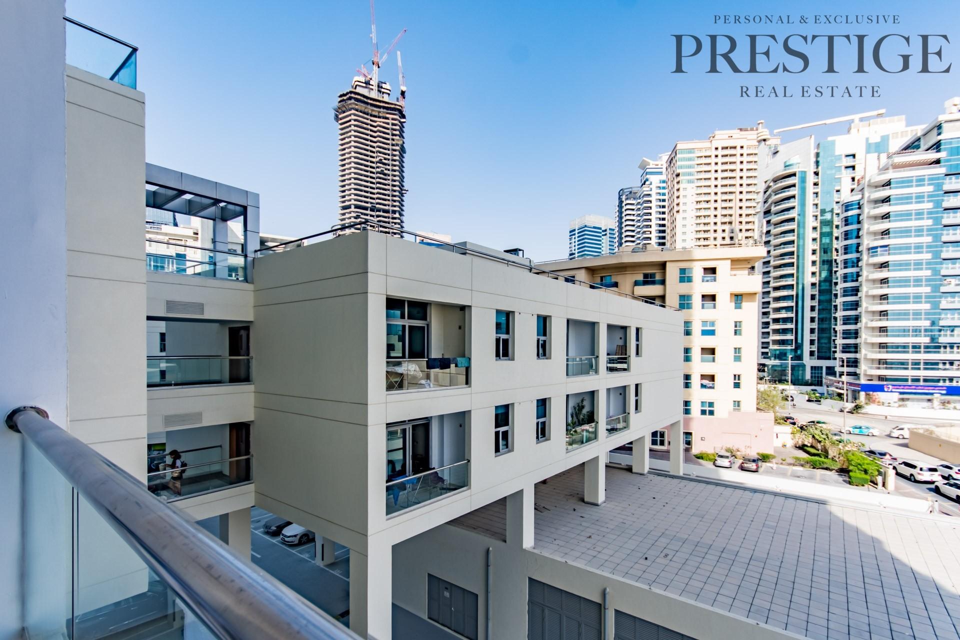 Low Floor | Balcony | Vacant Now