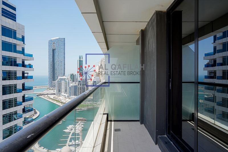 Sea View |1BR | Balcony | Chiller Free | 40K