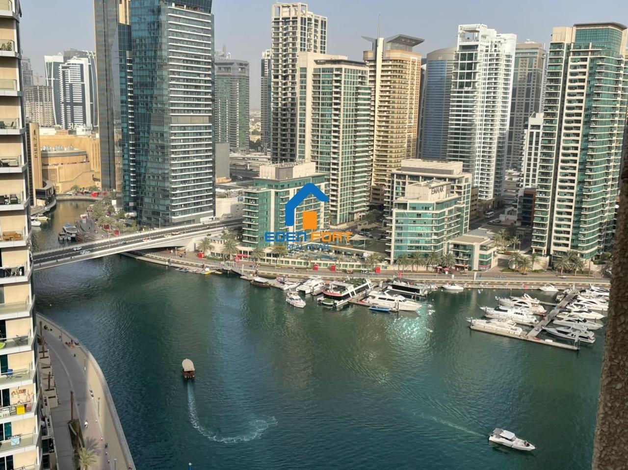 Spacious Layout | Chiller Free | Marina View