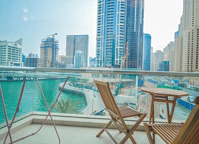 Marina view | Low floor | Chiller free