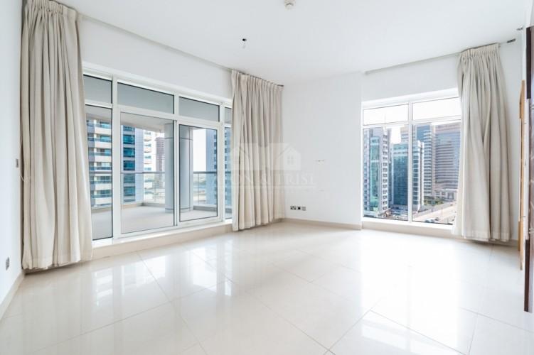 Full Marina View | Large Balcony | 2 BR + Maid's Room