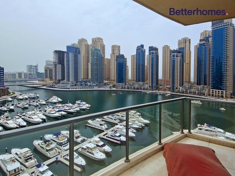 High Floor | Vacating Soon | Marina View