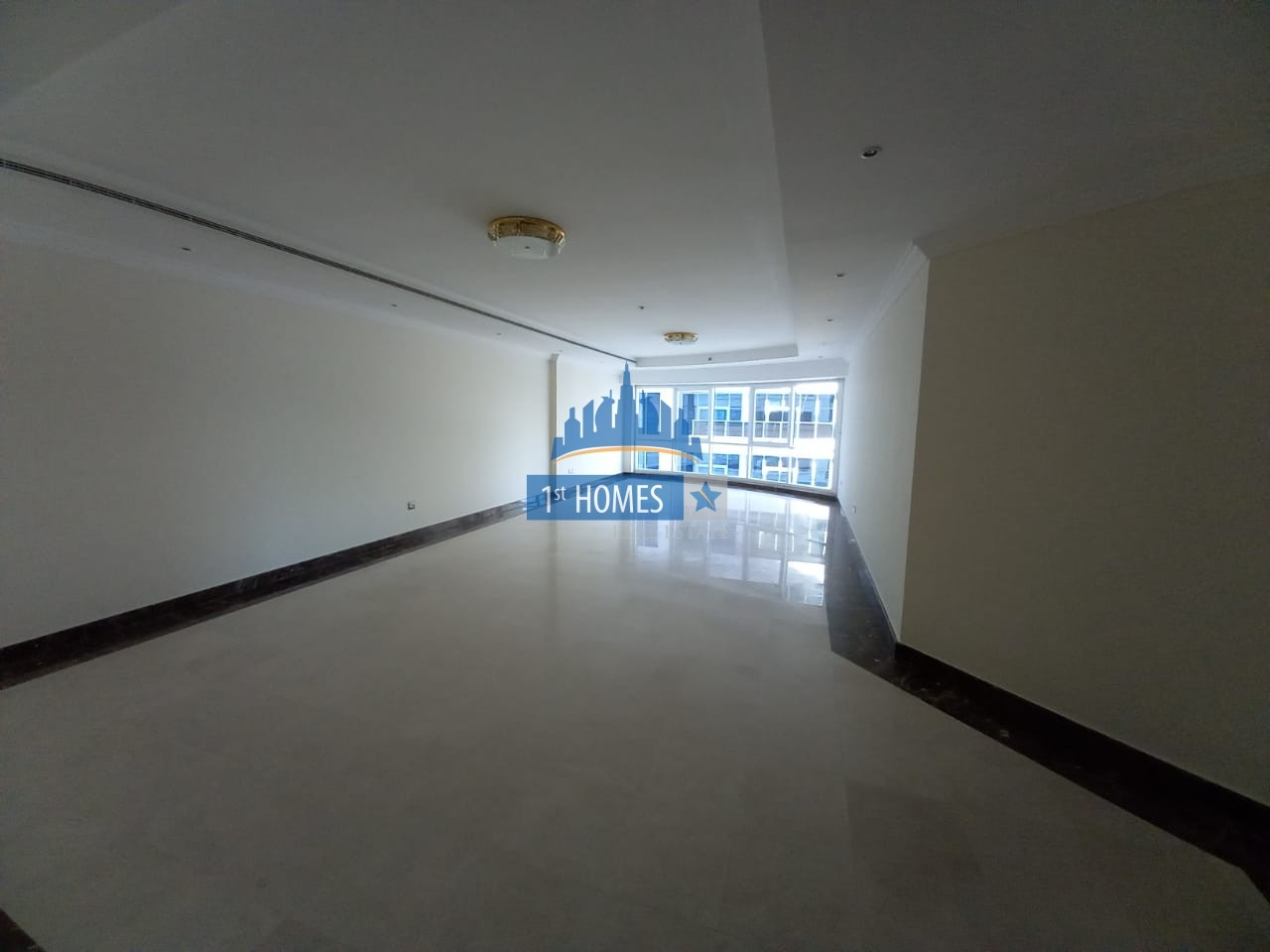 Al Seef / Huge 3 Br + Maids + Study / Partial Sea View