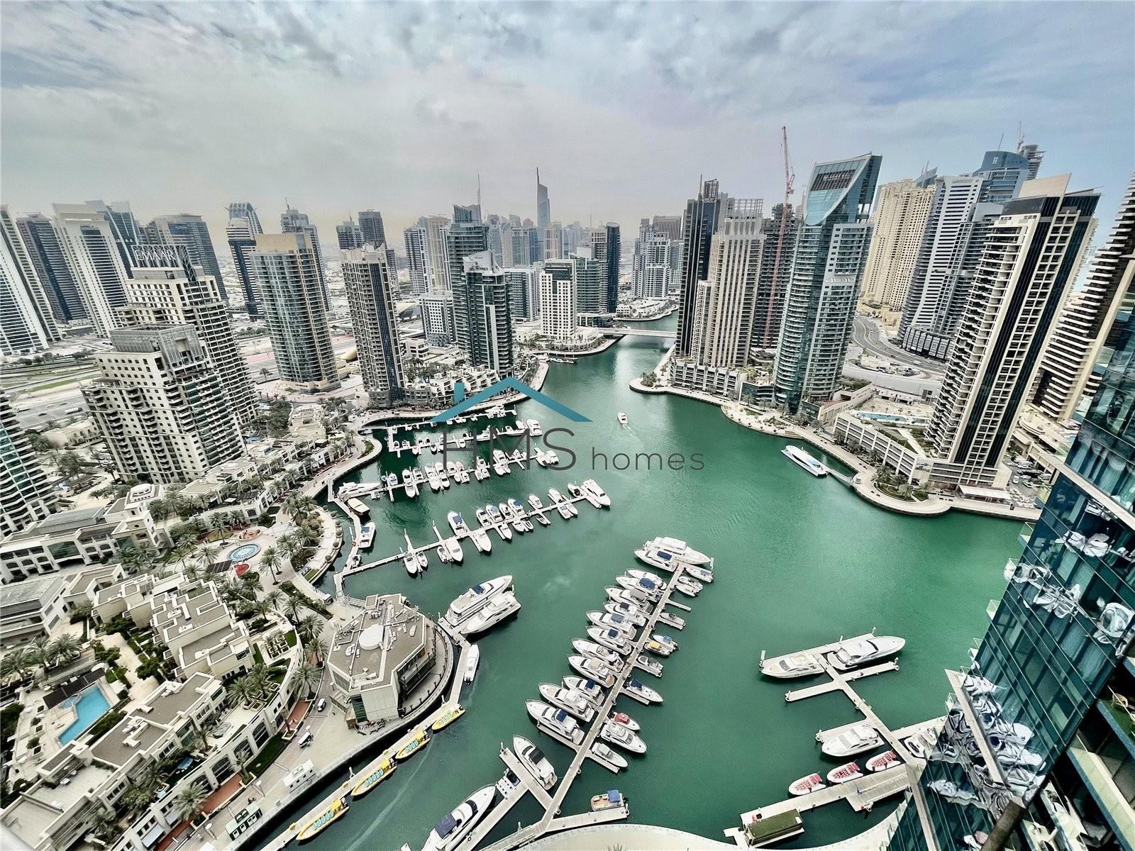 Amazing Marina Views | High Floor | Corner Unit