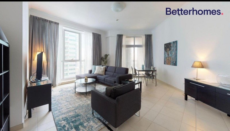 Furnished 2 bed for sale | Rented unit | Sea view