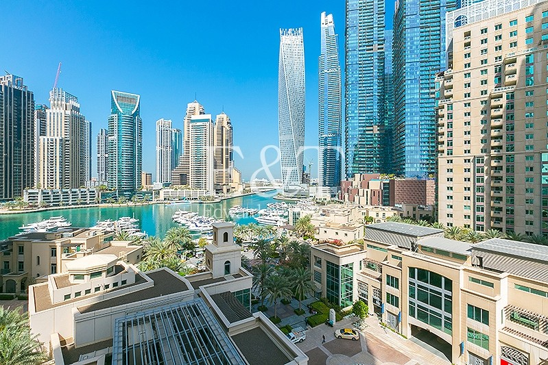 Stunning Full Marina View Furnished/Unfurnished