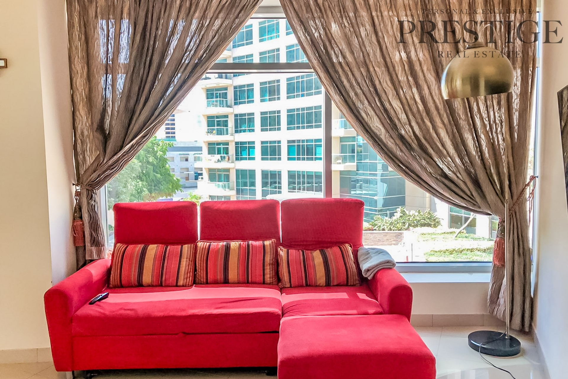 Furnished | Balcony | Chiller free | 1 Bed