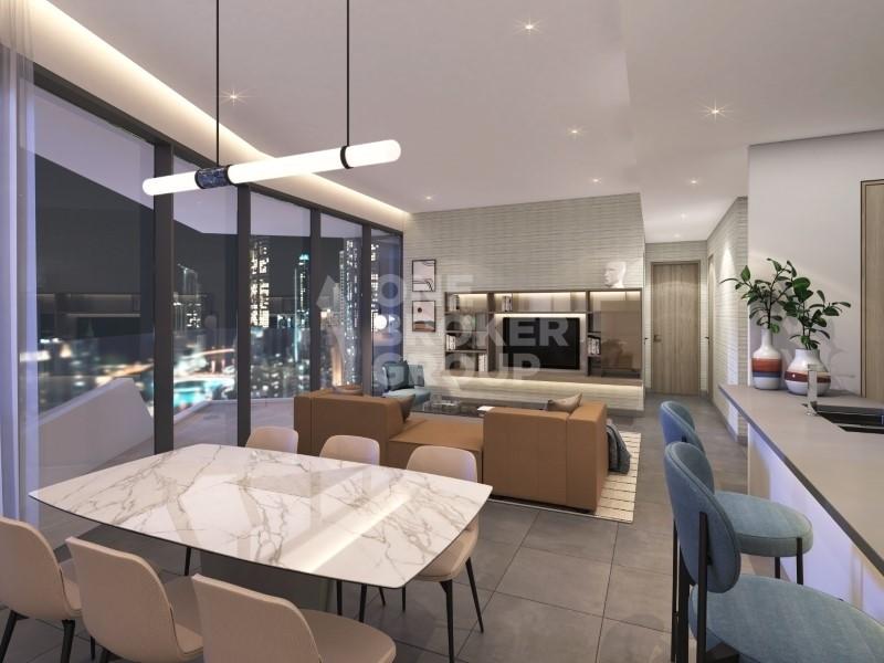 Best waterfront residential building Dubai Marina