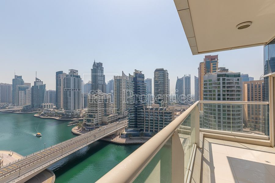 Marina View | 2 Bedroom Apartment | On High Floor