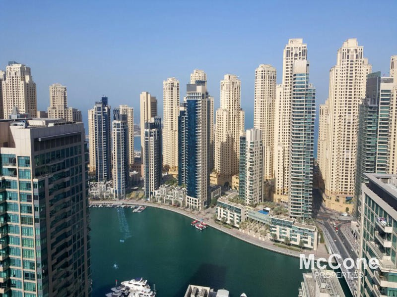 Genuine Listing | Fully Furnished | Marina View