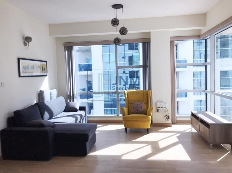 Marina View | Fully-Furnished | Higher Floor
